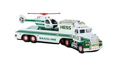 2006 Hess Toy Truck and Helicopter - New in Box NIB