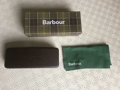 Barbour Glasses Case