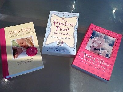 Baby/ Parenting Books Tess Daly, Jools Oliver, The Fabulous Mums Handbook NEW