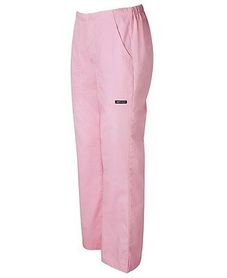 NEW Ladies Scrub Pant  medical scrubs pants Nursing scrubs Jbs PINK