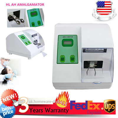G5 Amalgamator Dental Digital Capsule Mixer HL-AH Blender Amalgam 4200rpm 40W