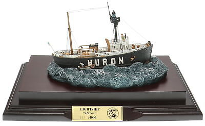 1997 ANCHOR BAY The Huron Light Vessel No. 103 AB 103S Display W/Case #147/4000