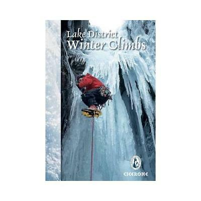 Lake District Winter Climbs by Brian Davison (author), Fell and Rock Climbing...