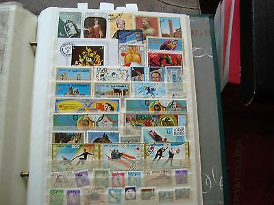 MEDIUM ORIENT - 44 stamps canceled (all state) stamp