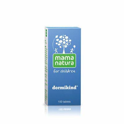 Dormikind 150tabs Homeopathic Treatment of Sleeping Disorders in Babies Children