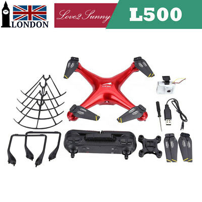 1080P 4K HD Camera Drone Wide Angle Lens Quadcopter WiFi FPV 2.4GHz with Battery