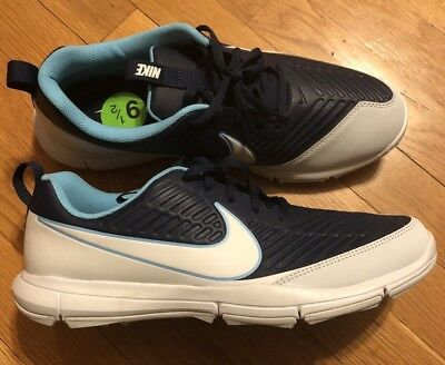 NIKE Mens Explorer 2 2017 Golf Shoe-849957-400- Size 9.5
