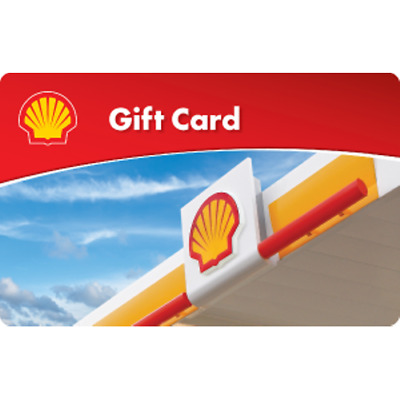 Shell Gas Card Gift Card $100 Value, Only $98.00! Free Shipping!