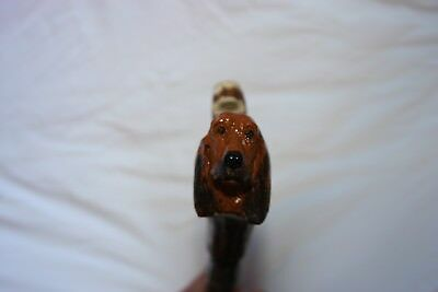 Antler handle with whistle and dog head walking stick