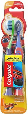 Colgate Kids Nickelodeon Blaze and the Monster Machines, Extra Soft 2 ea