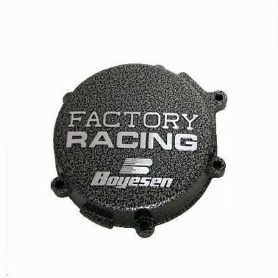 Boyesen Factory Racing Ignition Cover Silver #SC-10A Kawasaki/Suzuki