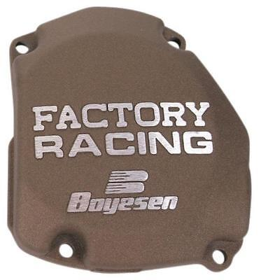 Boyesen Factory Racing Ignition Cover Magnesium #SC-21CM Suzuki RM125 1998-2007