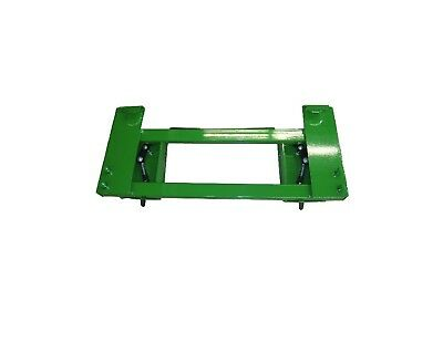 John Deere 200cx- 500 to Skid Steer Attachment Adapter