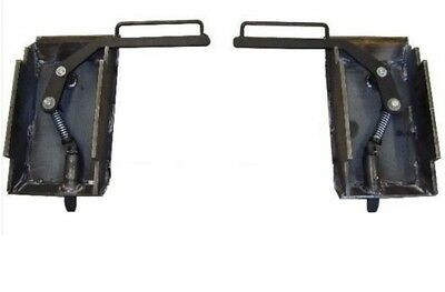 eBay Skid steer Latch Box Set Make Your Skid Steer Hitch Adapter