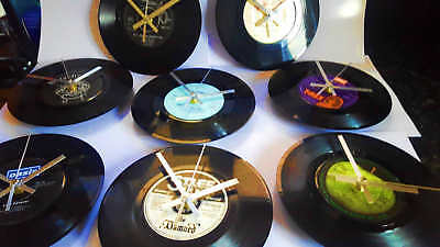 Record Clock Making Business Stock 2 Be Your Own Boss-Retro Upcycle Market Shop
