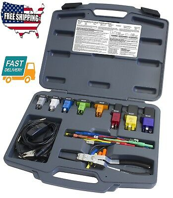 Automotive Diagnostic Service Tools Master Relay Test Jump Set Test Lead Jumpers