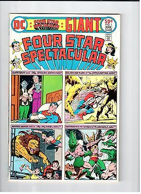 DC FOUR STAR SPECTACULAR GIANT #1 1976 NM Vintage Comic