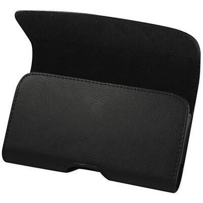 FOR AT&T Sonim XP8  BELT CLIP/LOOP HOLDER HOLSTER LEATHER POUCH CARRY CASE COVER