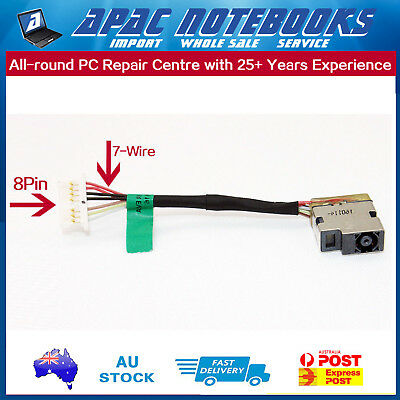 DC Power Jack For HP 799735-F51 799735-S51 799735-T51 799735-Y51