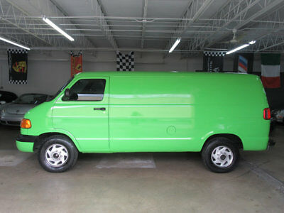 "Dodge Ram Van 2500 127"" WB Conversion Reduced to $4400 includes FREE SHIPPING! Cargo van IMMACULATE b2500 3500"