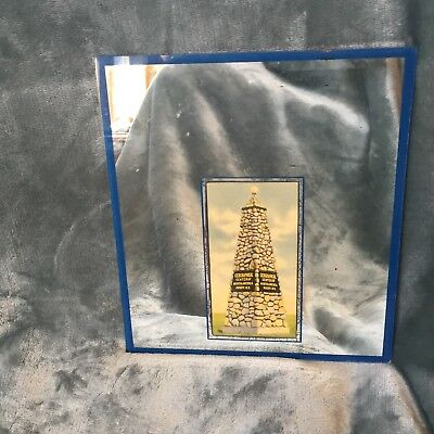 Souvenir Mirror - Rugby North Dakota Geographical Center of NA