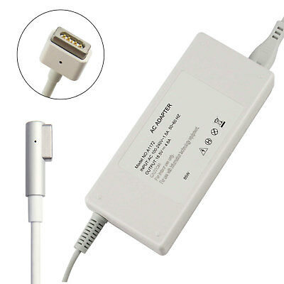 """AC Adapter Charger for Apple MacBook Pro 15"""" 17"""" A1172 A1297 A1286 85W L-Tip"""