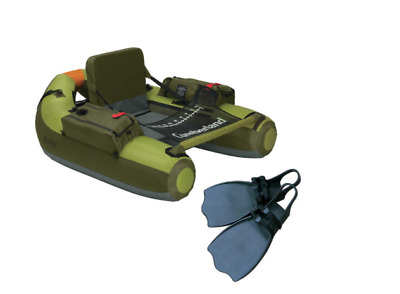 Classic Accessories Cumberland Float Tube & Fin Set