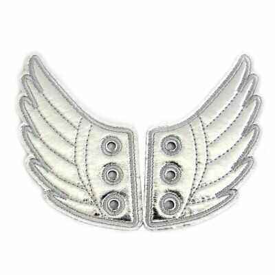 Shoe Wings Accessory-YuQi Shoe Decorations For Kids Daily Style Accessories