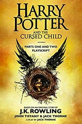 harry potter and the cursed child by  j k rowling mobi epub kindle