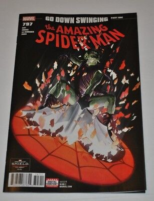 Amazing Spider-Man #797 (Alex Ross) 1st Print NM+ (9.6) or Better Red Goblin