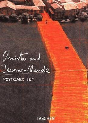 Christo and Jeanne-Claude Postcard Set by Christo & Jeanne-Claude (artist), W...
