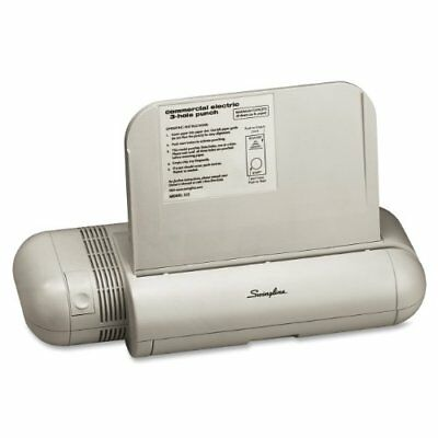 Swingline High-performance Electric Punch - 3 Punch Head[s] - 28 Sheet Capacity