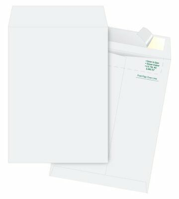 "Quality Park Ship-lite Plain Envelopes - Catalog - 10"" X 13"" - 25 Lb -"