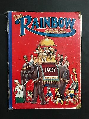 The Rainbow Annual 1927, 72 Pages