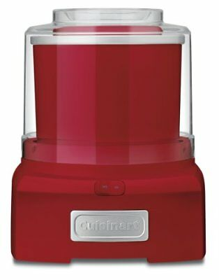 Cuisinart ICE-21R Frozen Yogurt-ice Cream -red Perp (ice21r)