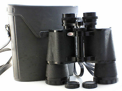 Zenith 10x50 Field Binoculars - Triple Tested Coated Lenses - Some Fungus