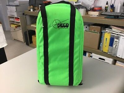 SECO TRIPLE PISM BAG. Practically new