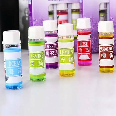 6 PCS/Box Plant Water-Soluble Aroma Essential Oil For Humidifier Diffuser 5ML
