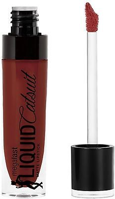 Wet n Wild Megalast Liquid Catsuit Lipstick, Goth Topic 1 ea
