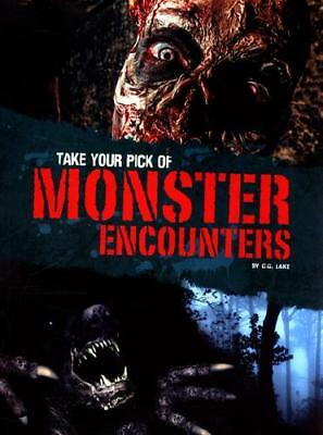 Take Your Pick of Monster Encounters by G.G. Lake (author)