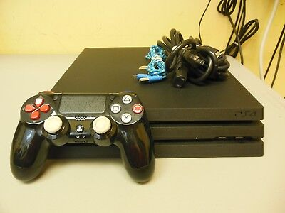 Sony PlayStation 4 Pro Video Game Console - 1TB - CUH-7115B BOX#10842