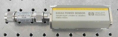 C147861 HP 8484A Power Sensor 100pW-10µW (-70dBm to -20dBm) 10MHz-18GHz
