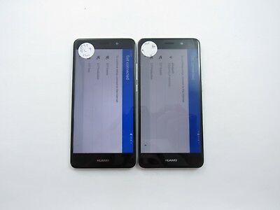 Google Locked Lot of 2 Huawei Ascend XT2 H1711 AT&T Check IMEI 4GL-463