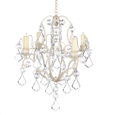 Gallery of Light - Ivory Baroque Chandelier
