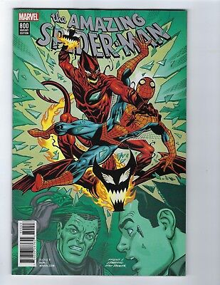 Amazing Spider-Man # 800 Frenza Variant Cover NM Pre Sale 05/30