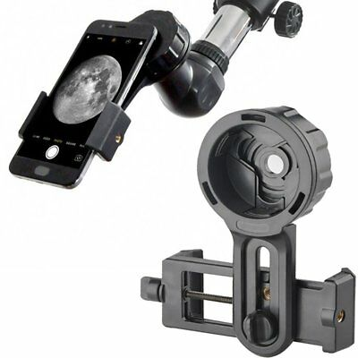 Universal Cell Phone Camera Adapter Mount For Telescope Spotting Scope Binocular