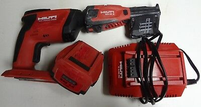 Hilti-SD-4500-A22-Drywall-Screwdriver-and-SD-M-2-Screw-Mag-and-Battery-w-charge