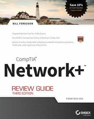 CompTIA Network+ Review Guide Exam N10-006 by Bill Ferguson 9781119021162