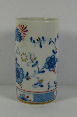 Vintage Echt Kobalt Vase Made in Germany GDR