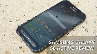 New Sealed in Box Samsung Galaxy S6 active SM-G890A - 32GB Unlocked Smartphone